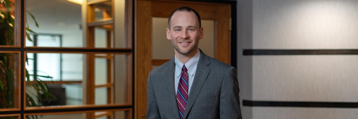 Jon Crain Named to Albany Business Review's 40 Under 40