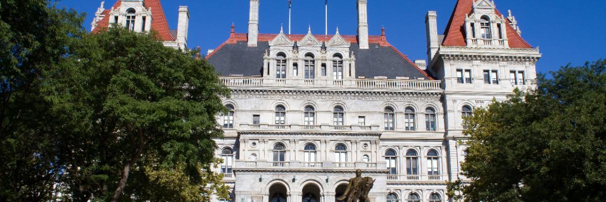 Legislative Update - 2021 State Budget