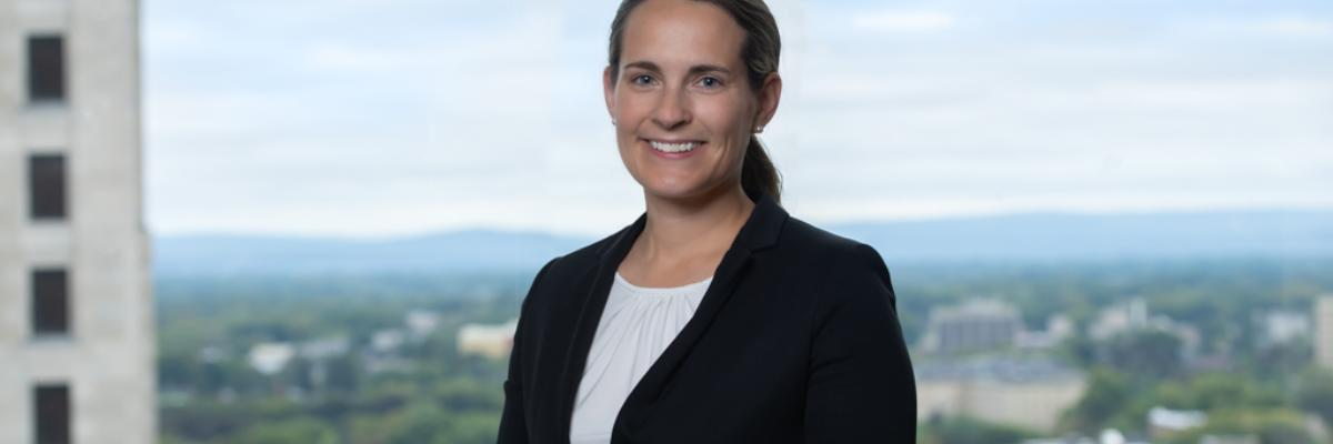 Katherine Herlihy Chosen as an Albany 40 Under 40 Rising Star by City & State New York